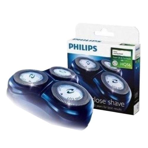 Philips-ის წვერსაპარსის პირები HQ56/50