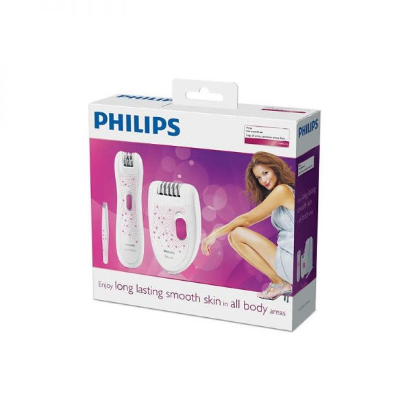 Philips-ის ეპილატორი HP6549/00