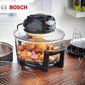 აეროგრილი Bosch BH266-8 დამატებითი სარტყელით