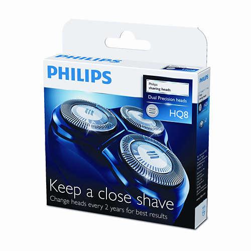 Philips-ის წვერსაპარსის პირი HQ8/50