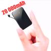 power bank - 20 000mAh (130 გრამი)