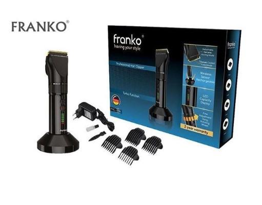 თმის საკრეჭი - Franko FHC (1096)