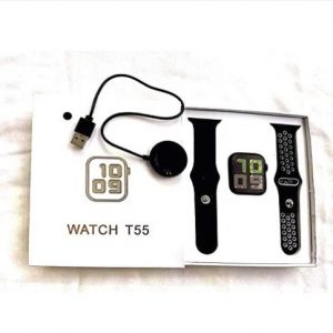 Apple • T55 Smart Watch |5| - ორი სამაჯურით (2020წ)